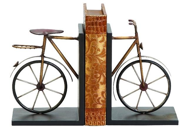 Metal Bike Bookend           - 360