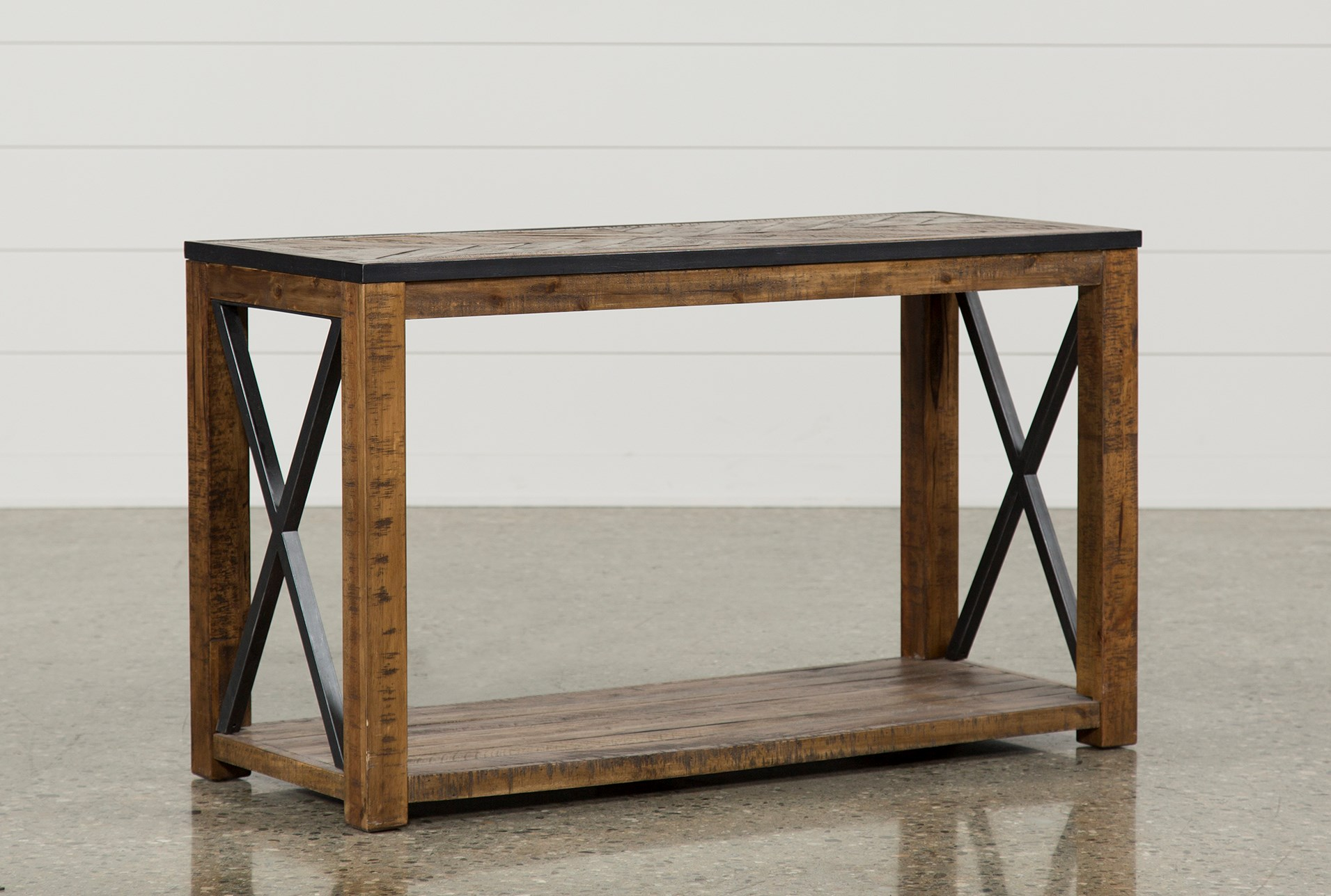 Tillman Sofa Table | Living Spaces