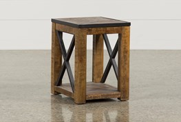 Tillman Chairside Table