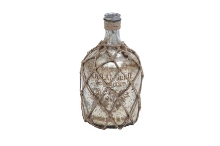 Glass Jute Bottle - Main