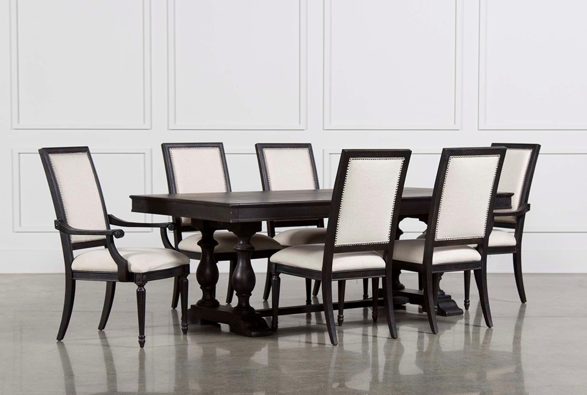 Chapleau 7 Piece Extension Dining Set | Living Spaces