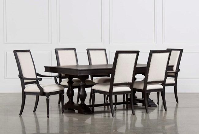 Chapleau 7 Piece Extension Dining Set - 360