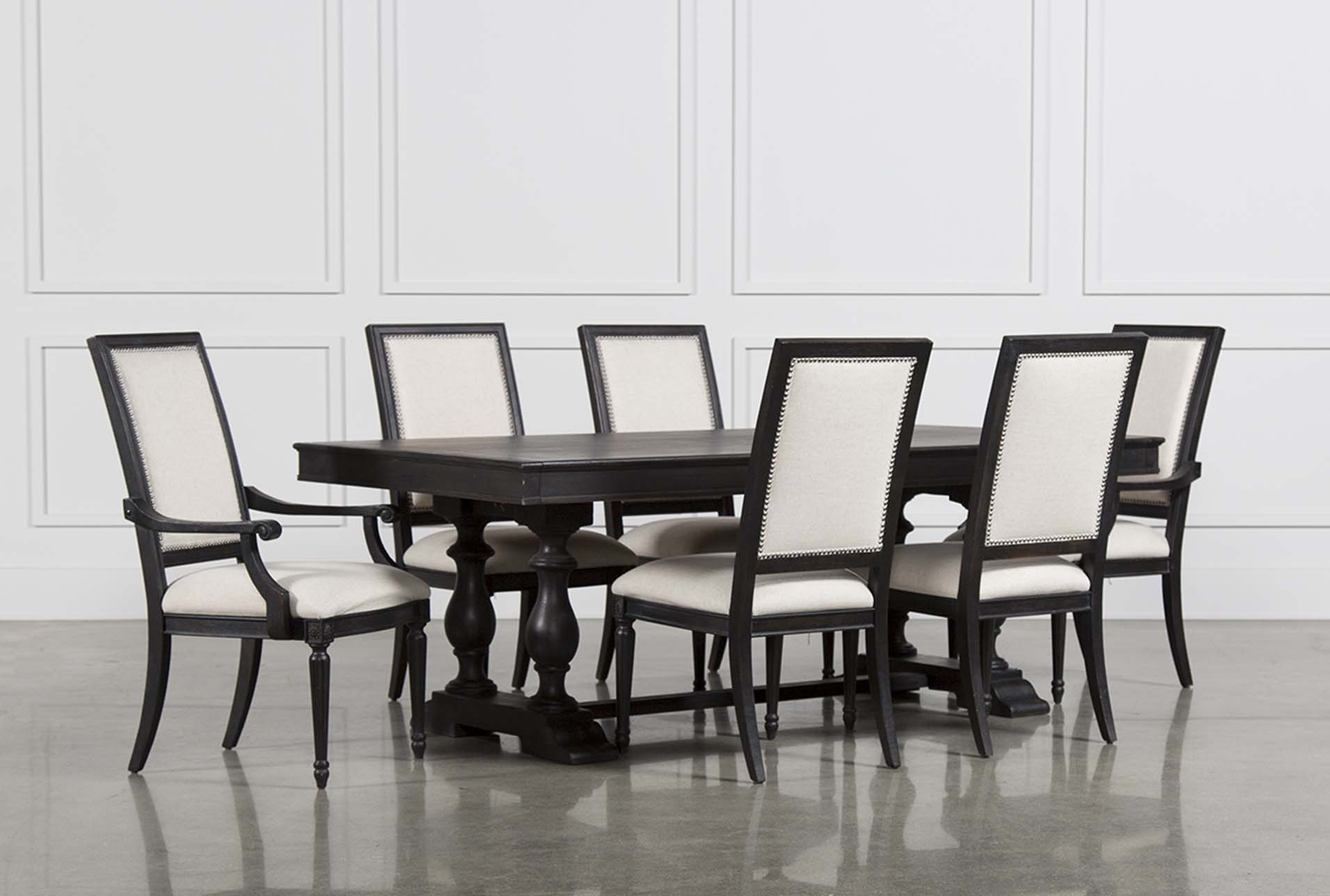 Added To Cart. Chapleau 7 Piece Extension Dining Set ...