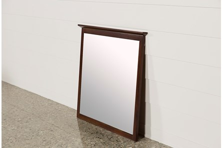 Copenhagen Brown Mirror - Main