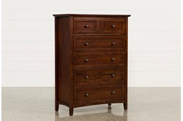 Copenhagen Brown Chest Of Drawers