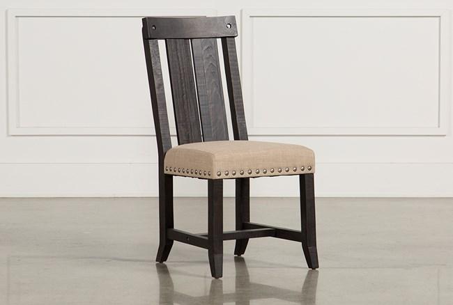 Jaxon Wood Side Chair - 360