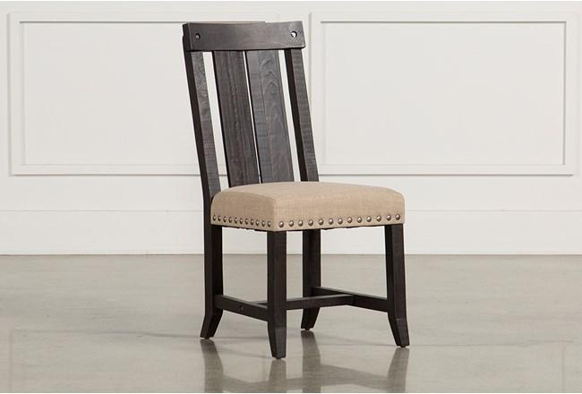 Jaxon Wood Dining Side Chair - 360