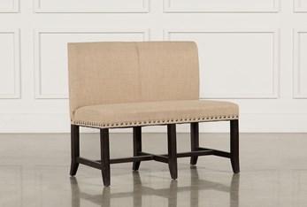 Jaxon Upholstered High-Back Bench