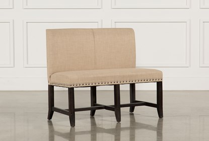 Marvelous Jaxon Upholstered High Back Bench Dailytribune Chair Design For Home Dailytribuneorg