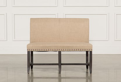 Incredible Jaxon Upholstered High Back Bench Dailytribune Chair Design For Home Dailytribuneorg