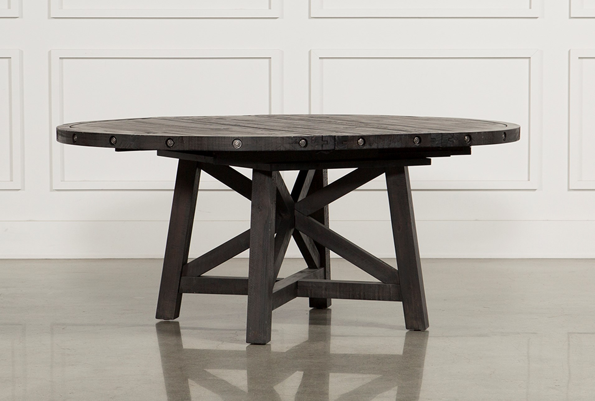 Jaxon round extension dining table qty 1 has been successfully added to your cart