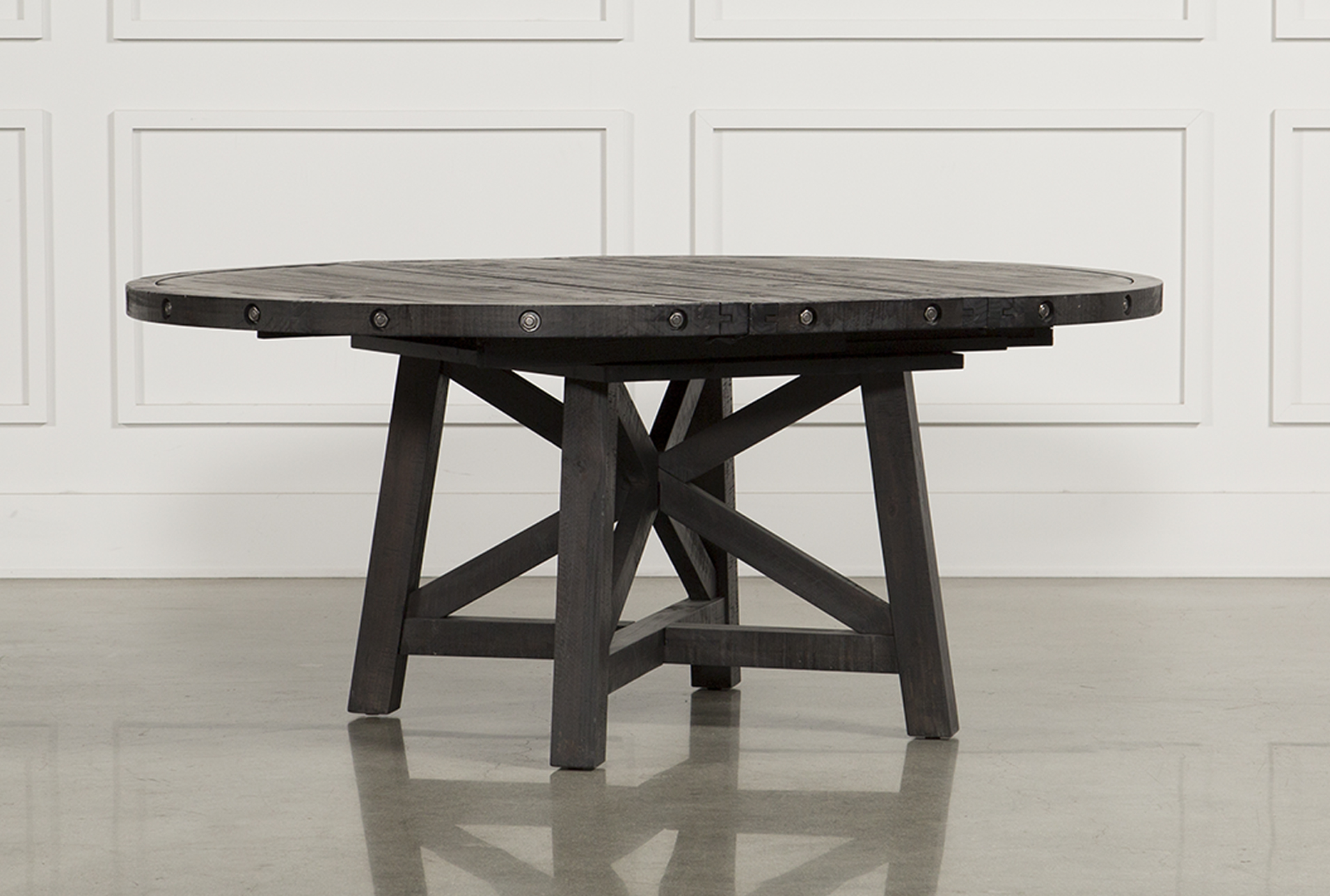 Jaxon Round Extension Dining Table   360