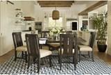 Jaxon 7 Piece Rectangle Dining Set W/Wood Chairs - Room