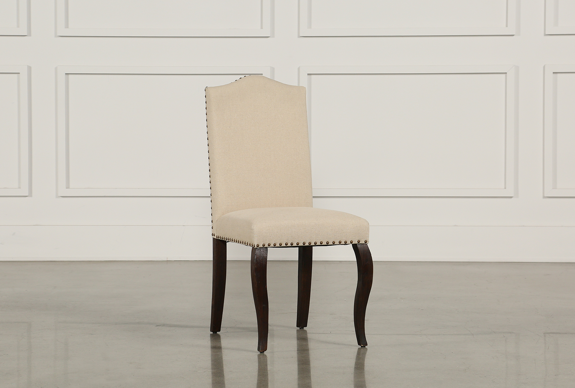 Diego Upholstered Side Chair | Living Spaces