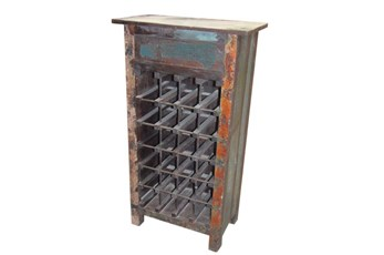 Yadira Wine Cabinet