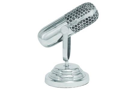 Aluminum Microphone
