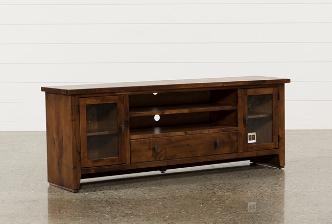 Awesome Trent 76 Inch TV Stand 360 New Design - Cool 76 inch sofa Idea