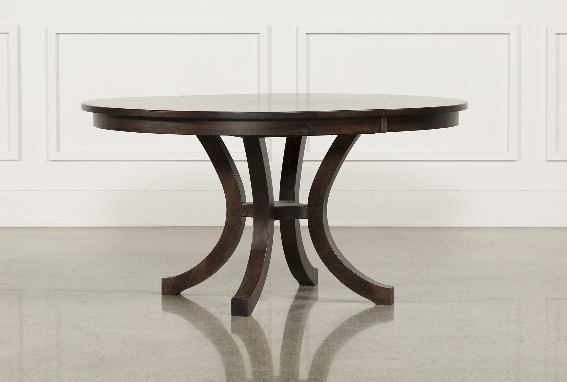 Graham Oval Extension Dining Table   360