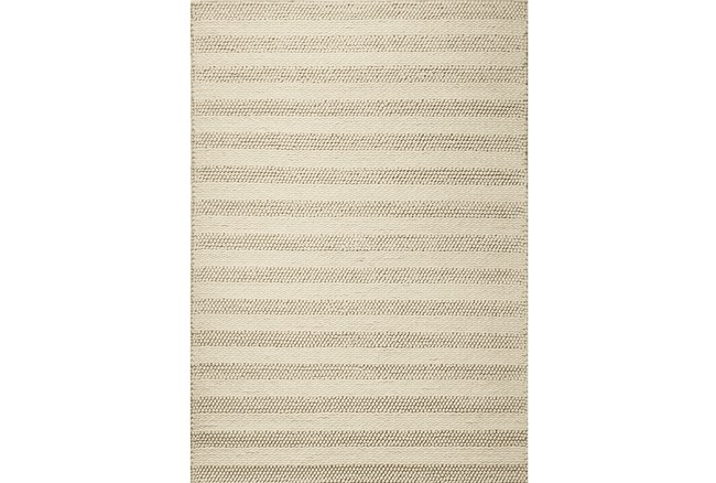60x84 Rug Charlize Winter White Living Spaces