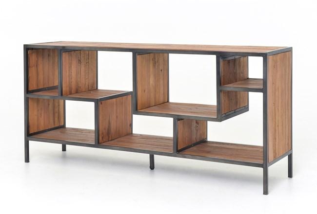 Harvey Console Bookcase - 360