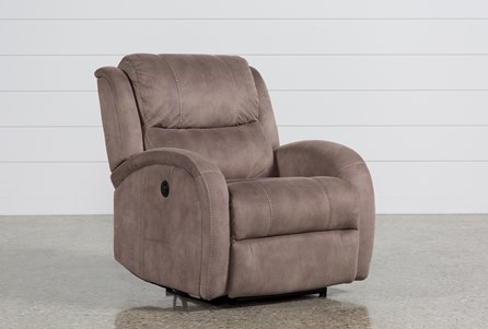 Morris Power Recliner