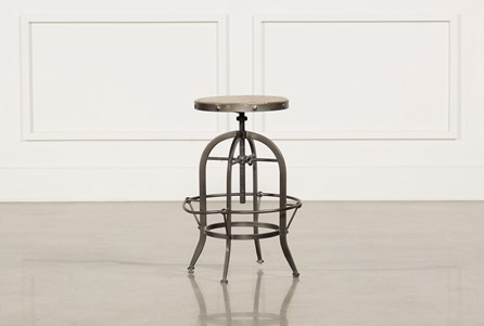 Cooper Backless Swivel Stool