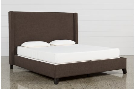 Gage Queen Upholstered Panel Bed - Main