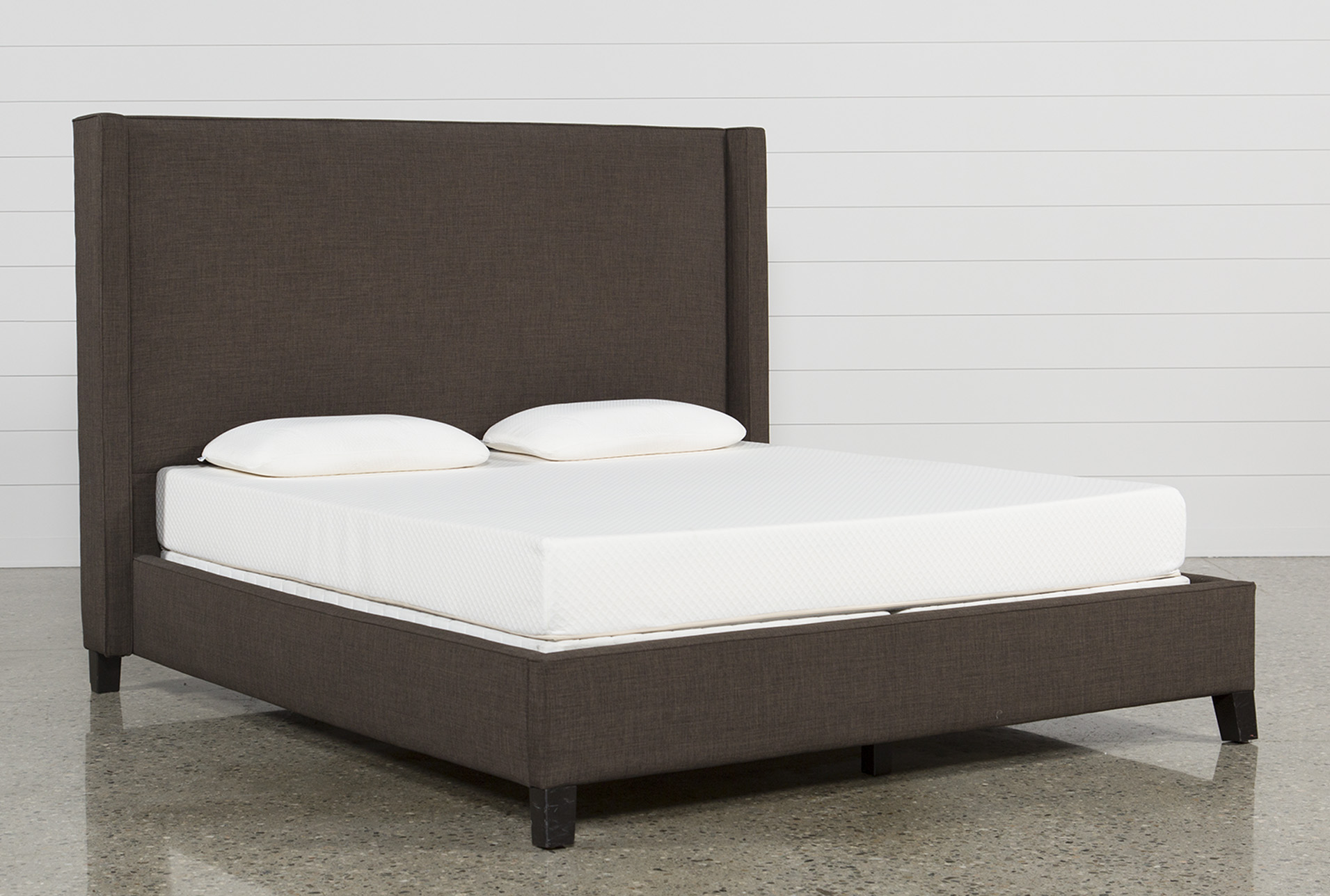 Display Product Reviews For KIT GAGE QUEEN UPHOLSTERED PANEL BED