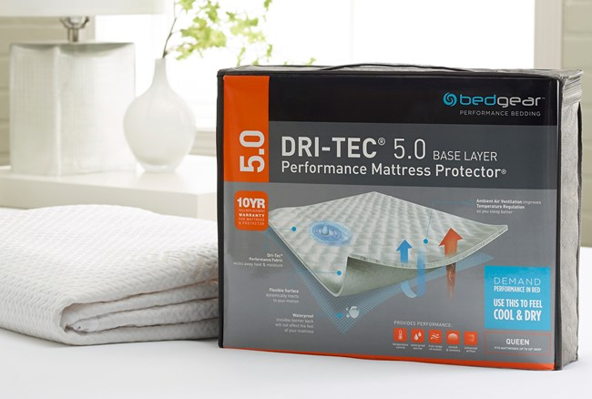 Dri-Tec Mattress Protector-Split Cal King - 360