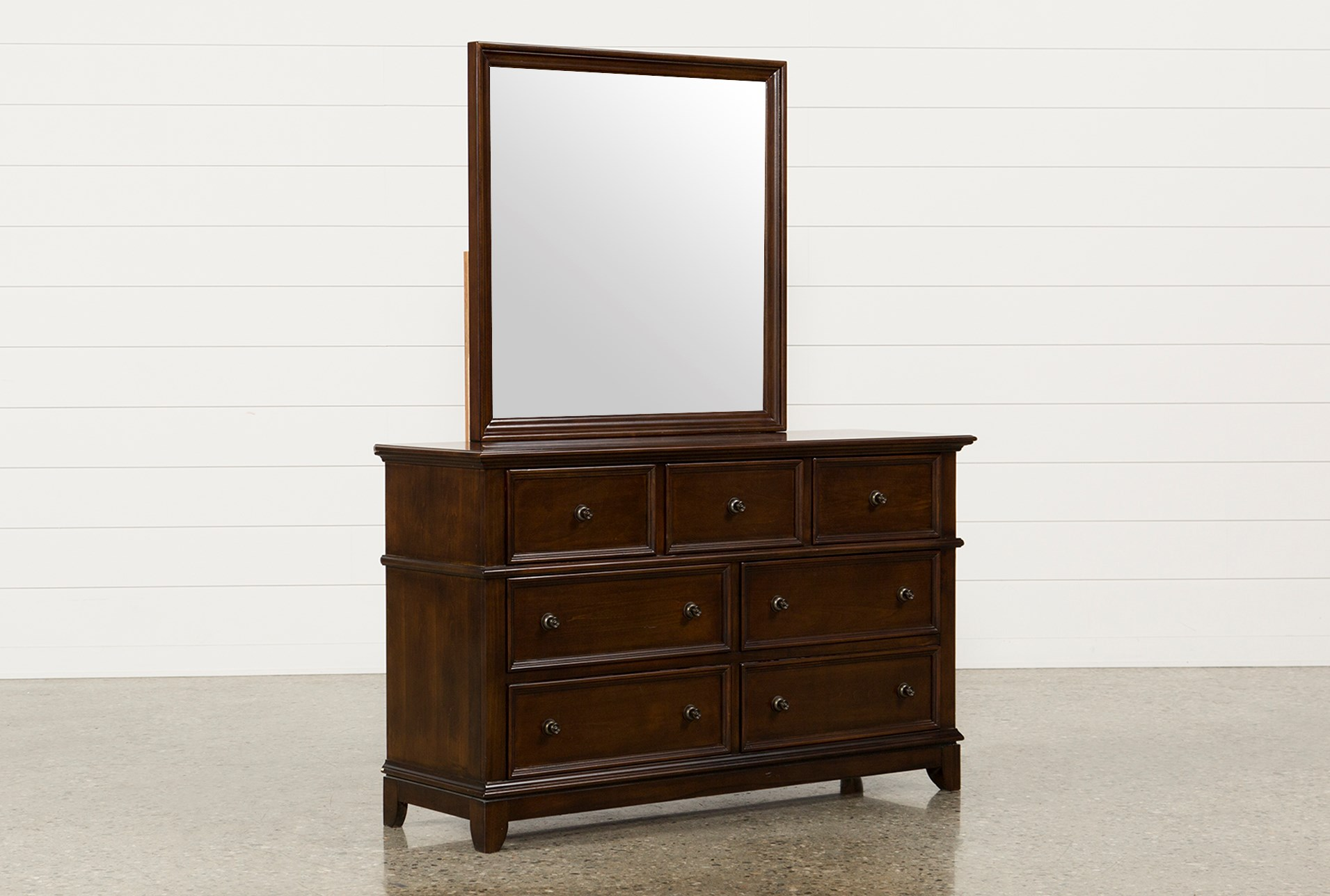 Dalton Dresser Mirror Qty 1 Has Been Successfully Added To Your Cart