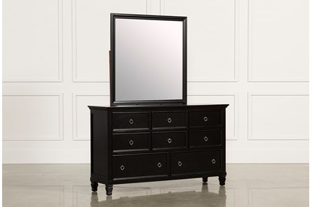Dresser with Mirrors for Your Bedroom | Living Spaces on antique furniture, frosted glass drawer dressers, dimensions of dressers, sizes of dressers, names of dressers, simple dressers, colors of dressers, glass handles for dressers, cabriole leg, parts of dressers, bedroom furniture,