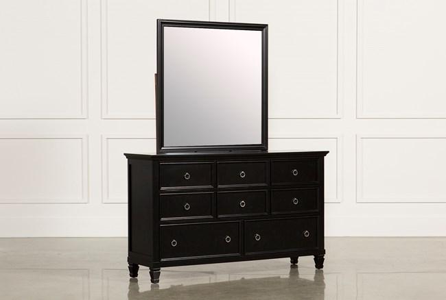 Savannah Dresser/Mirror - 360