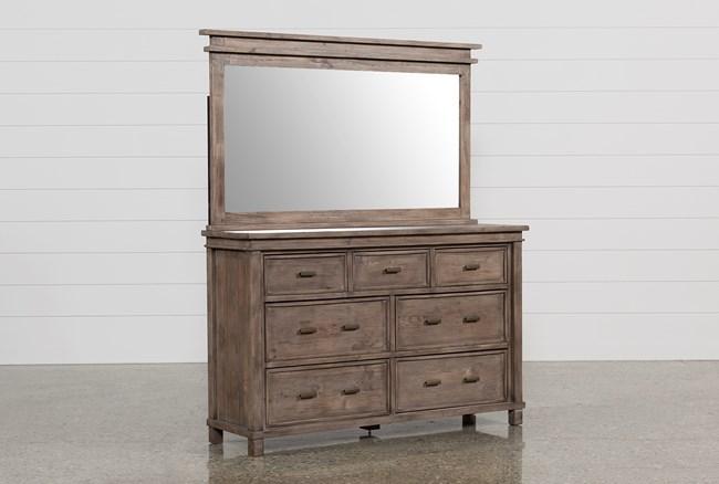 Everest Dresser/Mirror - 360