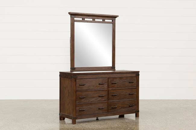 Livingston Dresser/Mirror - 360