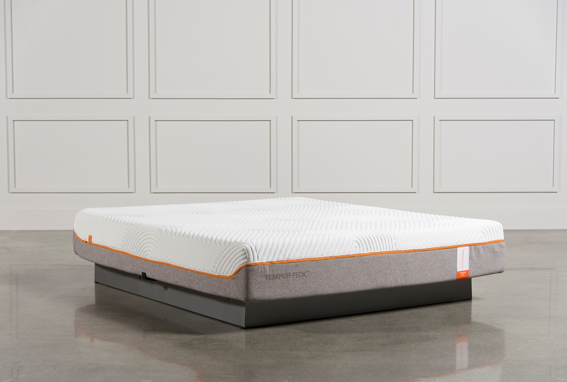 Tempur Pedic Contour Supreme Eastern King Mattress