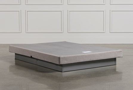 Tempur-Pedic Tempur Flat Grey Queen Low Profile Foundation