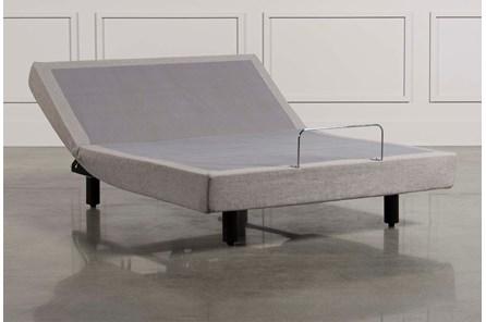 Tempur-Pedic Ergo Premier Grey Queen Adjustable Foundation - Main