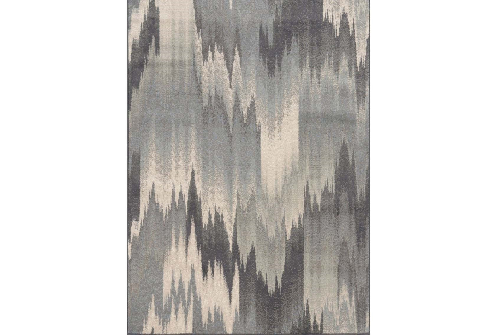63x87 Rug Everly Watercolor