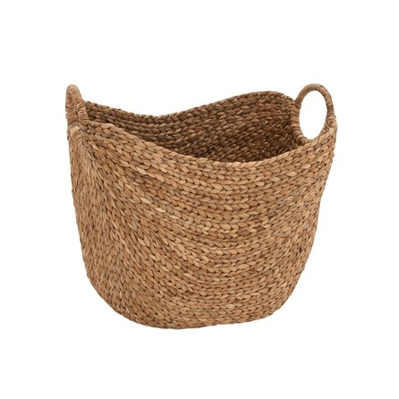 17 Inch Seagrass Basket