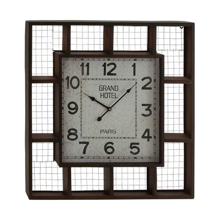 Clock-Hotel Wall