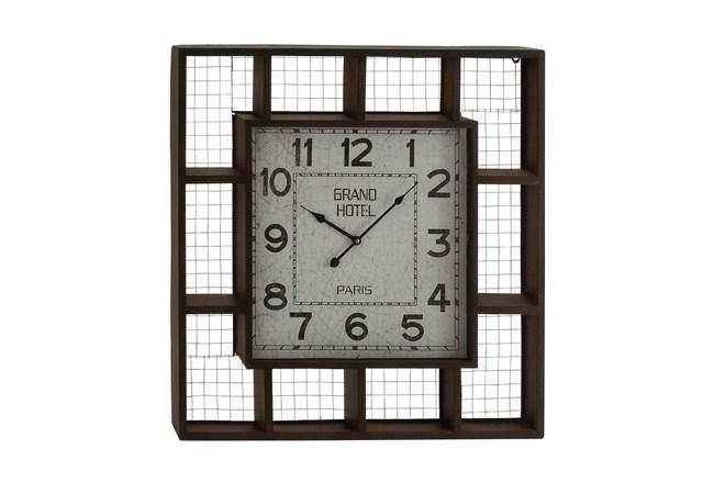 Clock-Hotel Wall - 360