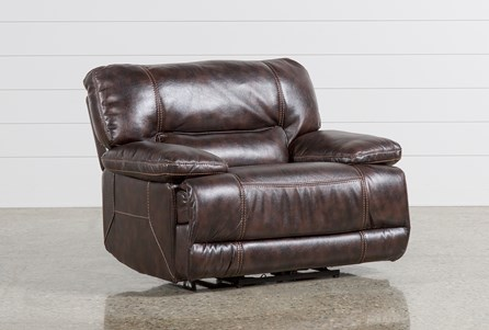 Marx Nutmeg Power Recliner