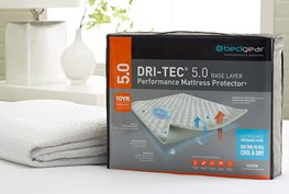 Dri-Tec Mattress Protector-Twin Extra Long