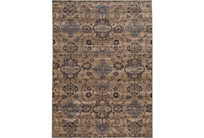 94x130 Rug Leopold Tapestry Living Spaces
