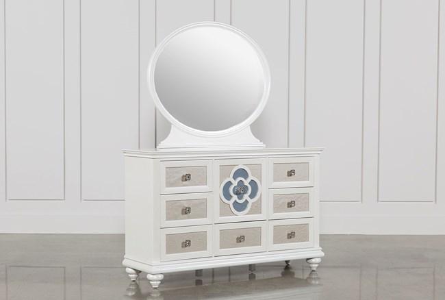 Jolie Dresser/Mirror - 360