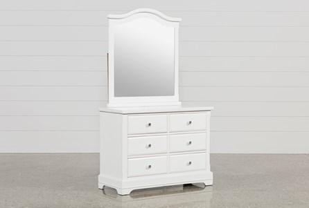 Bayfront Dresser/Mirror