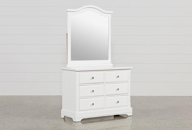 Bayfront Dresser/Mirror - 360