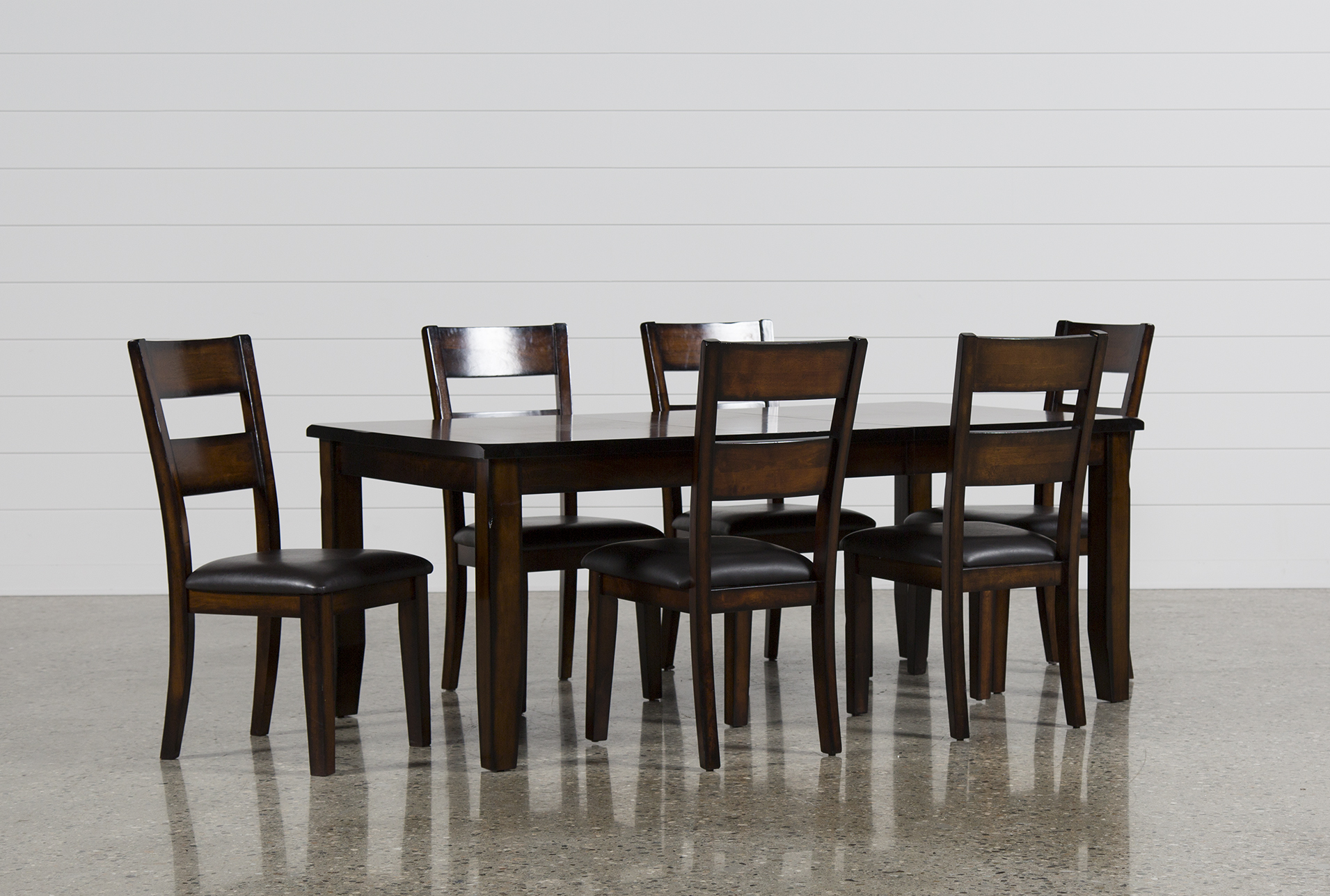 Rocco 7 Piece Extension Dining Set   360