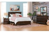 Dalton Eastern King Panel Bed - Room