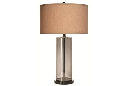 Table Lamp-Zoe Chrome